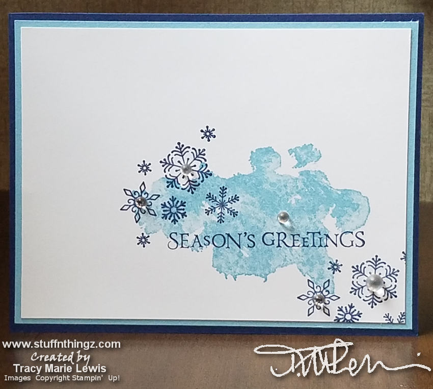November 2018 Stampin' Dreams Blog Hop | Tracy Marie Lewis | www.stuffnthingz.com