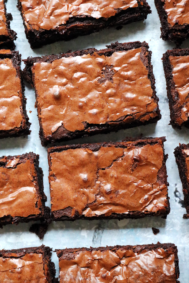 Bravetart Brownies