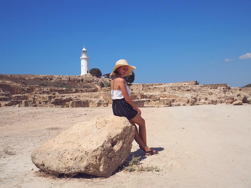 arkeologinen puisto pafos kypros