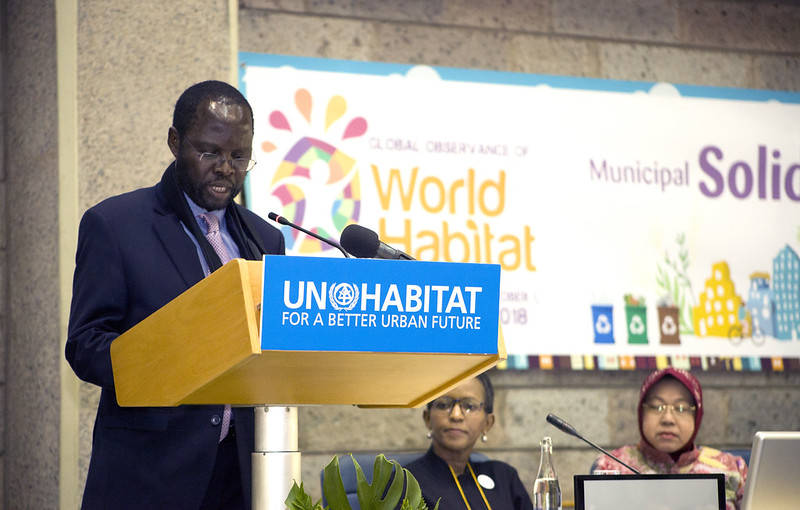 World Habitat Day 2018