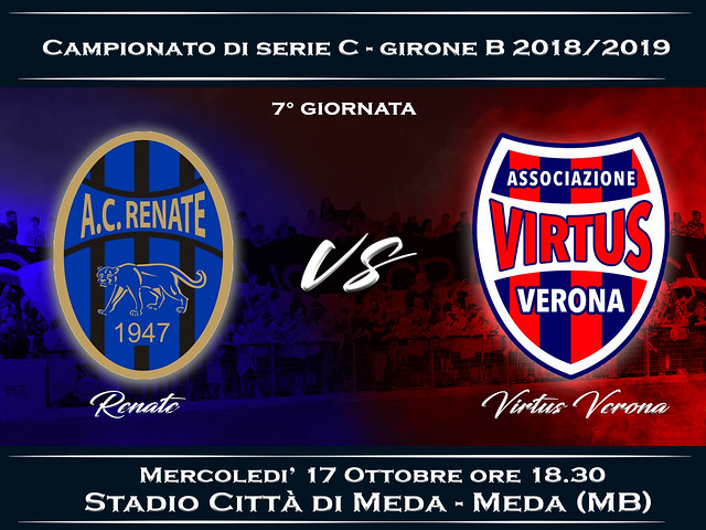 Renate - Virtus Verona 0-1 FINALE