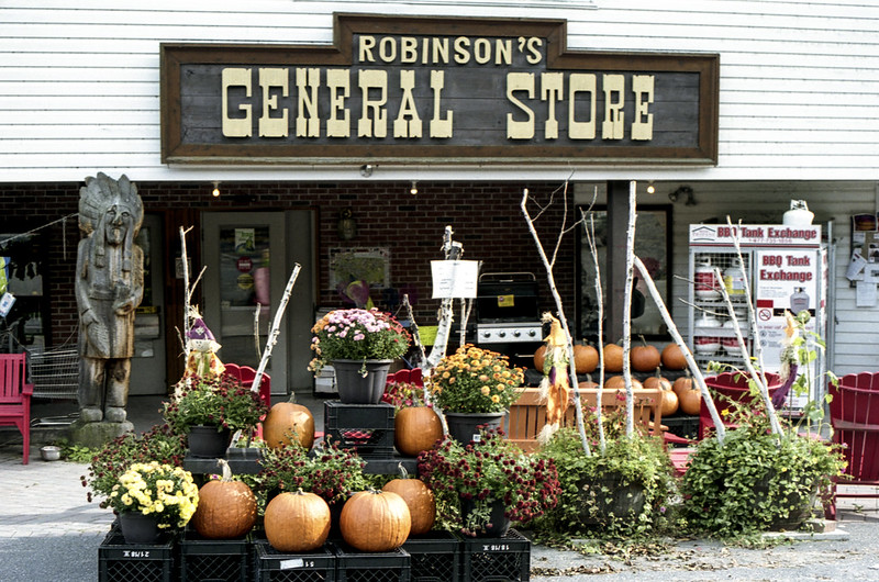Robinson's General Store Entrance