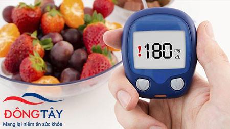 Lượng đường tăng cao lâu ngày trong máu có thể dẫn tới nhiều biến chứng nguy hiểm