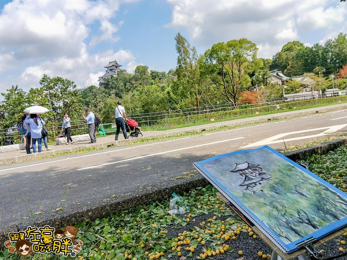 日本名古屋 犬山城+老街-中部探索之旅-3