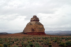 """Beehive"" rock formation near Canyonlands National Park"