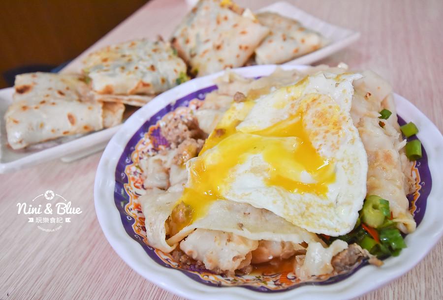 逢甲早午餐 炒餅條 古早味蛋餅 食尚玩家11