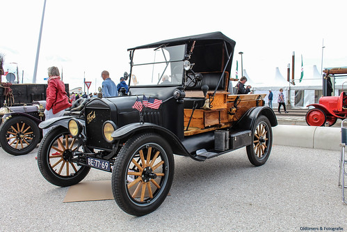 1917 Ford T Express Delivery - BE-77-69