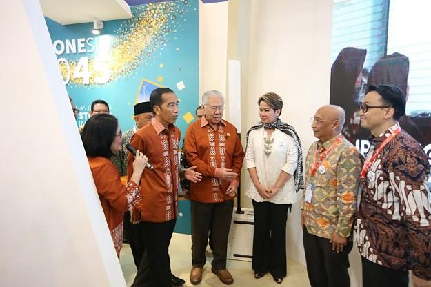 Dukung Road to Dubai 2020, Astra Hadir di Trade Expo Indonesia
