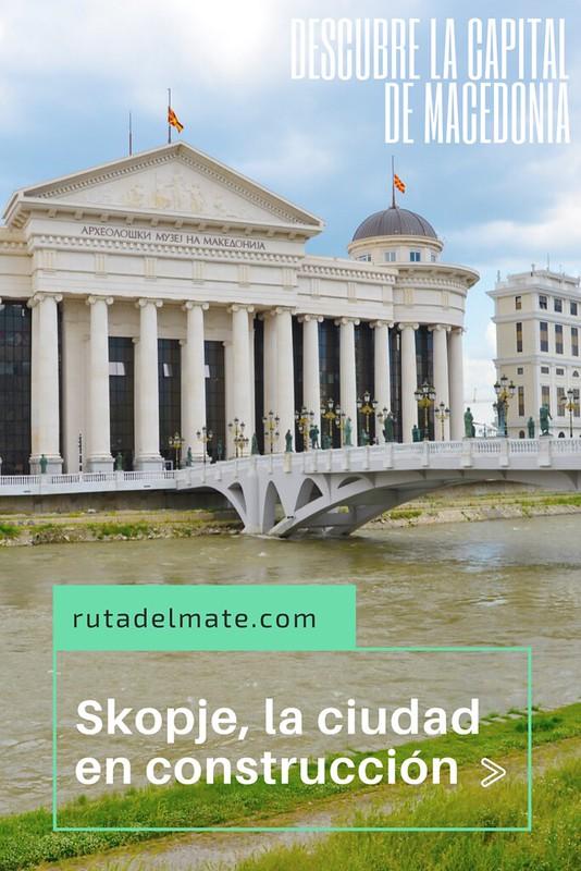 Que ver en Skopje