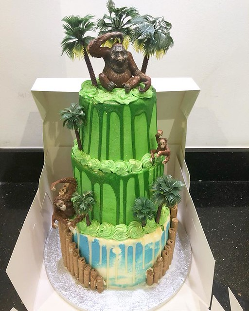 Cake by Outrageous Cakes