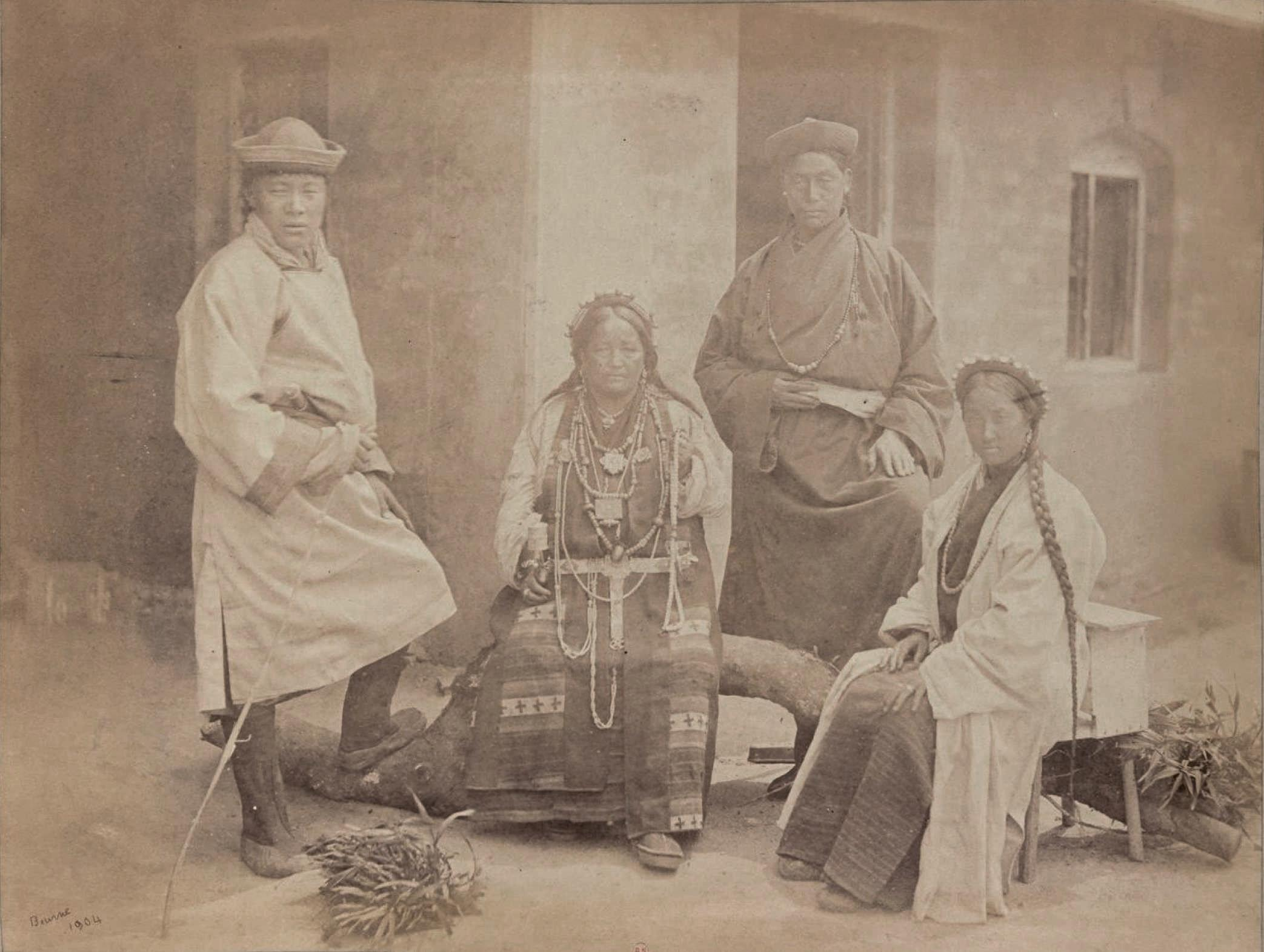 Аборигены Dardjuliny