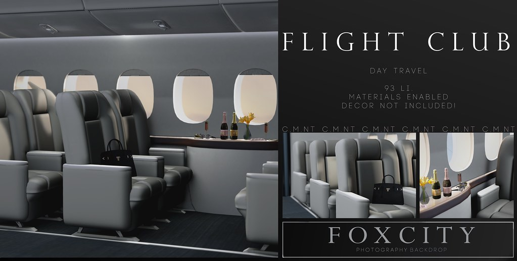 FOXCITY. Flight Club (Day Travel) @ Kustom9
