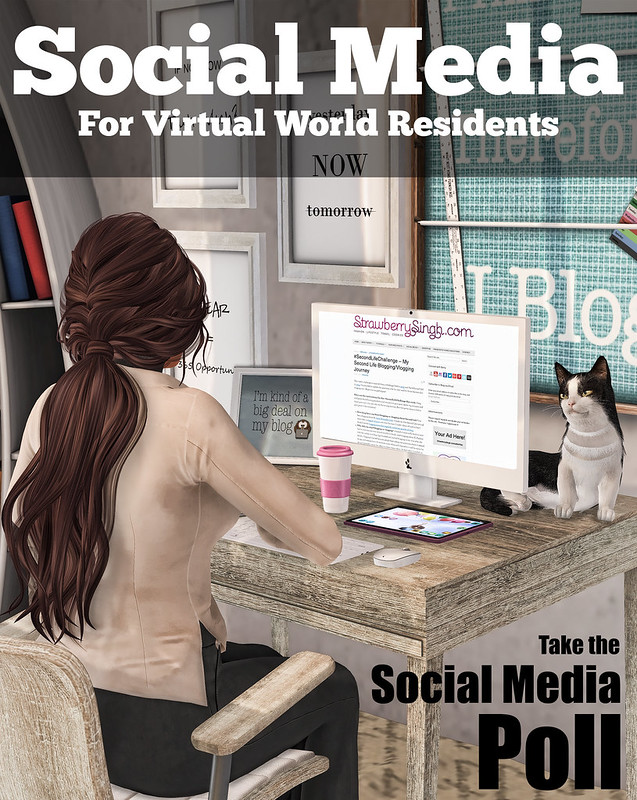 Social Platforms for Virtual World Residents