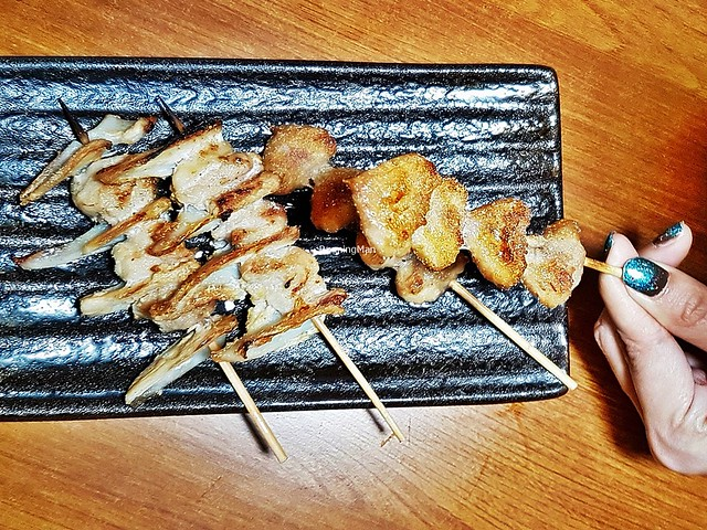 Skewers - Chicken Tail, Chicken Cartilage