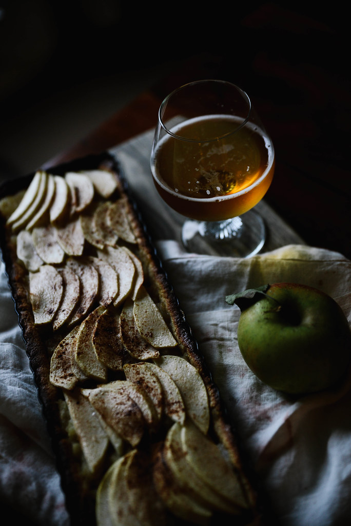 SCD PALEO RUSTIC FRENCH APPLE TART