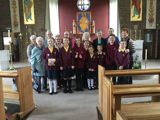 School and Parish Harvest Festival, St Anne's Pennywell