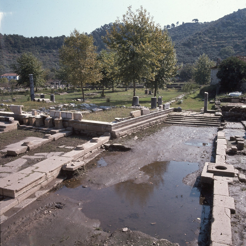 Греческие древности. Часть 35. 1962-1972. Тасос. Вып.1