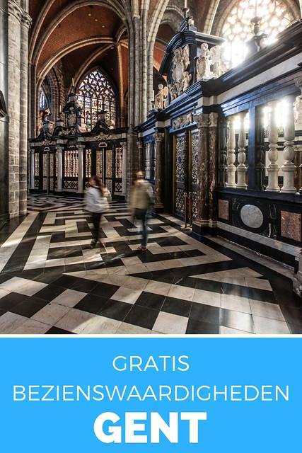 Gratis bezienswaardigheden in Gent. De leukste budgettips voor je stedentrip Gent | Mooistestedentrips.nl
