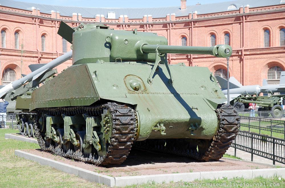 """Танк М4 """"Генерал Шерман"""""""