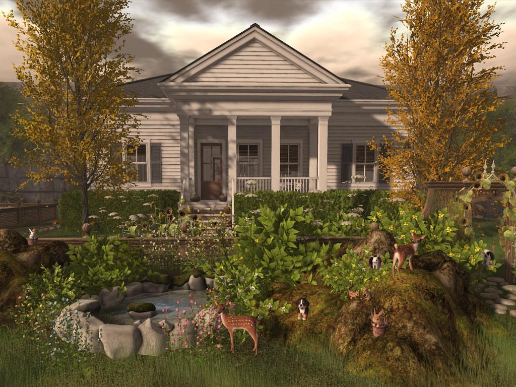 #376 -  Home Sweet Home