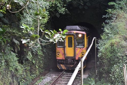 幼坑古道-平溪線鐵道隧道
