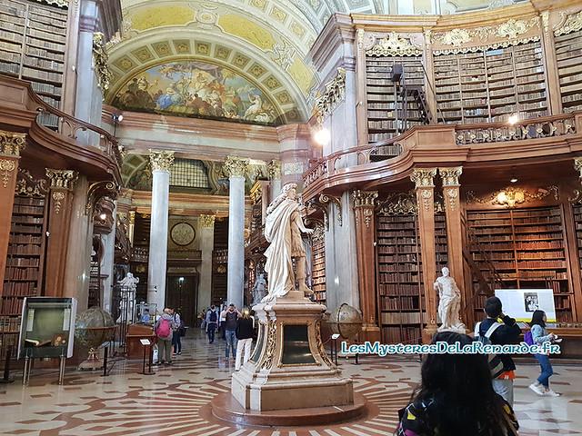 Bibliothèque Vienne