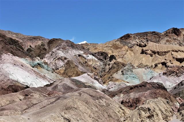 Artist's Palette, Death Valley - California