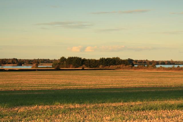 Autumn Evening over Malahide, Canon EOS 1000D, Sigma 18-200mm f/3.5-6.3 DC OS