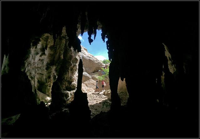 Khao Khanab Nam Cave, Krabi