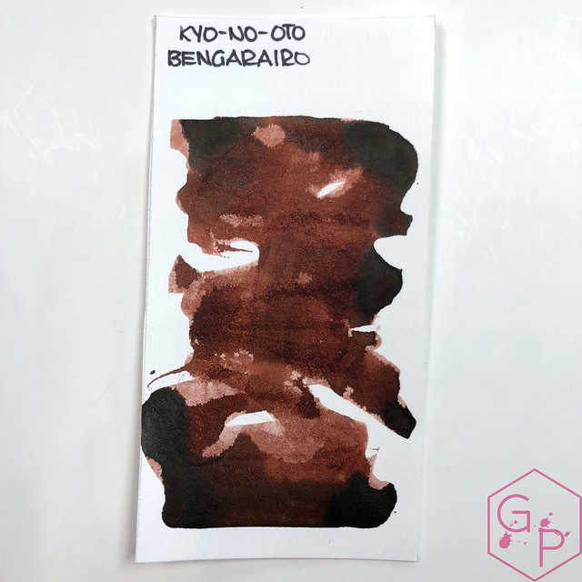 Kyo-no-oto Bengarairo Ink Review 3