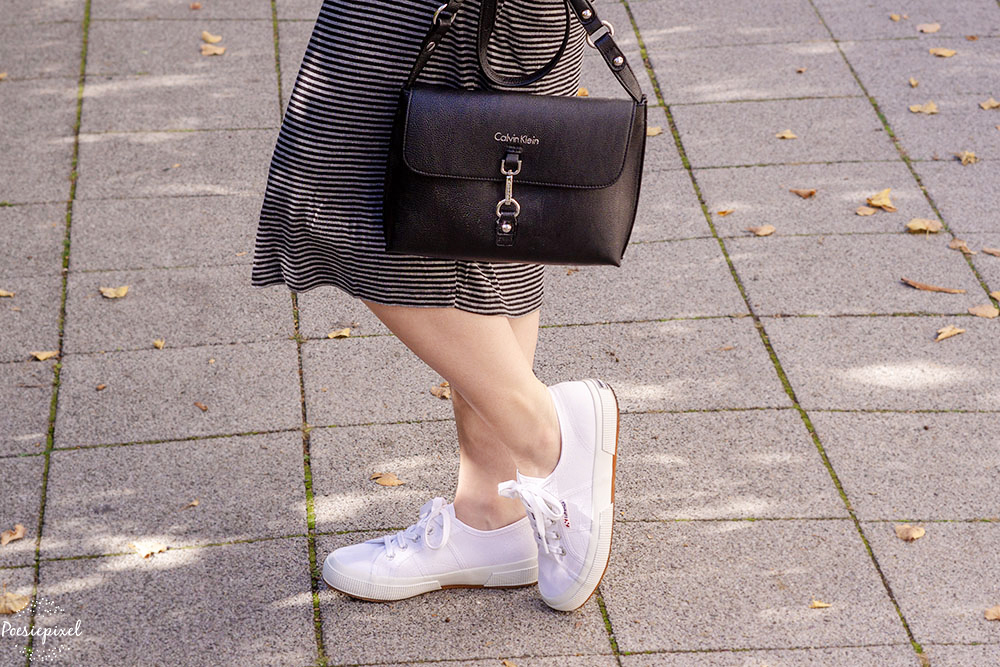 Outfit: My Superga Shoes