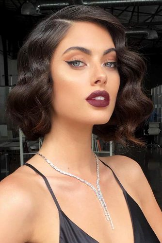 Chic Finger Waves Hairstyles That Are Best Trend 6