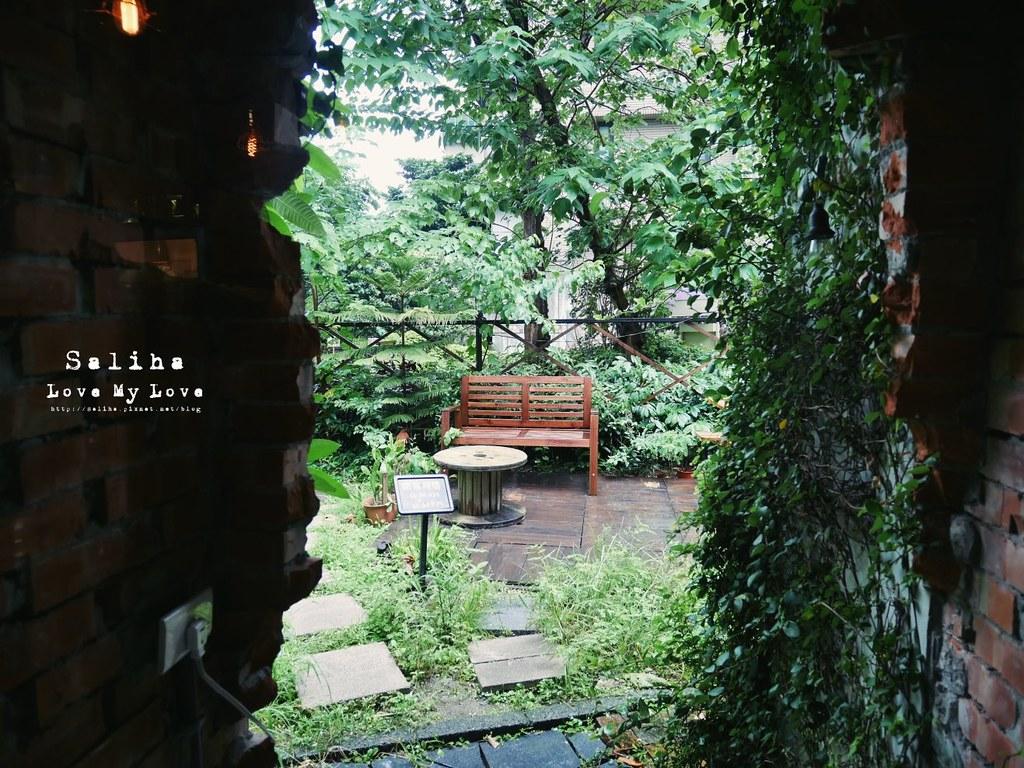 台北捷運大安森林公園站2J CAFE交通咖啡館下午茶午餐 (1)