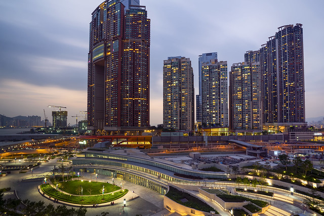 香港西九龍站 I