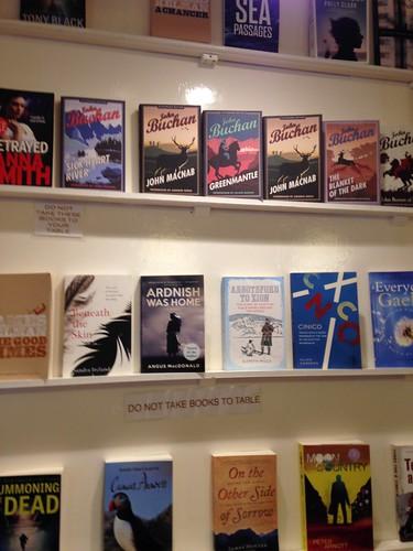 Ben Lora café and bookshop