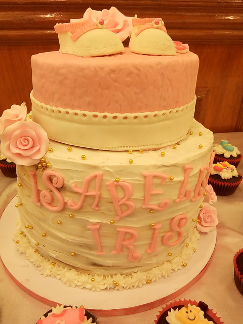 Cake by Maria Glopel Infante