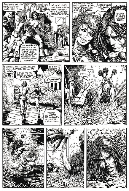 Conan de Roy Thomas y Barry Windsor Smith 07 -03- La Canción de Red Sonja 02