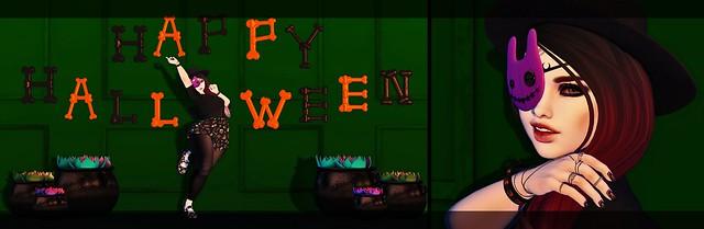 ❀ Happy Halloween ❀