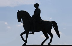 Equestrian Full Silhouetted Nr. 4