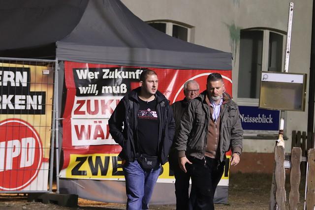 """Rechtsrock Festival """"Schild und Schwert"""" Ostritz"""