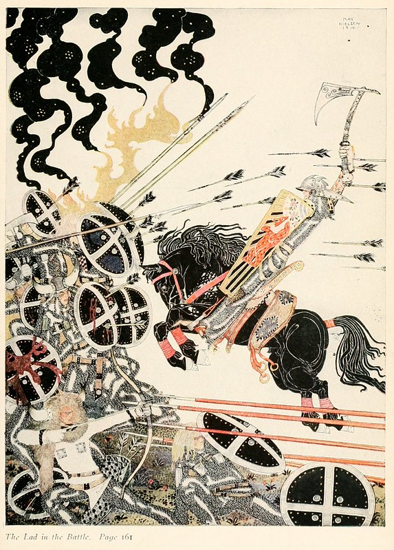 kay nielsen illustration