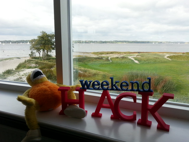 Weekend Hack, Flensburg Fjord