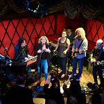 Mon, 01/10/2018 - 7:31pm - Amy Helm and her band perform at Rockwood Music Hall in NYC for WFUV Public Radio, 10/1/18. Hosted by Carmel Holt. Photo by Gus Philippas/WFUV