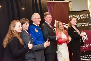 2018-2019 Astronaut Scholar Award Presentations