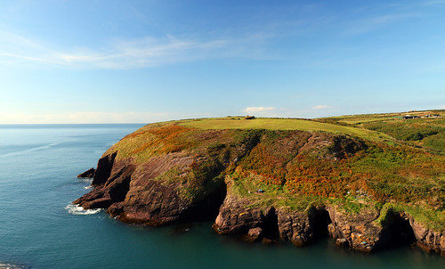 Portally Cove, Dunmore East, County Waterford, Ireland
