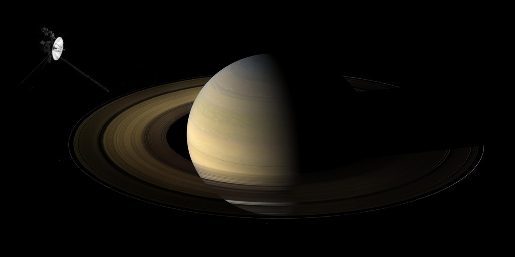 NASA : Voyager 2 pourrait être proche de l'espace interstellaire