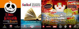 IX Edición de Coleccionismo /HALLOWEEN/ SALIAL