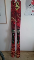 Freeride lyže Moment Bibby - titulní fotka