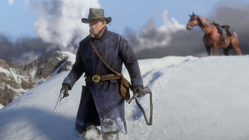 Red Dead Redemption 2 - Weapons