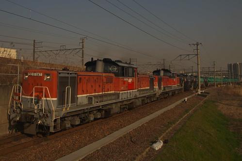 DD51 1147+DD51 1156